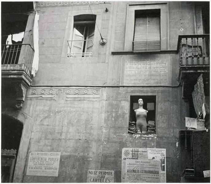 Barcelona, 1932 - Dora Maar