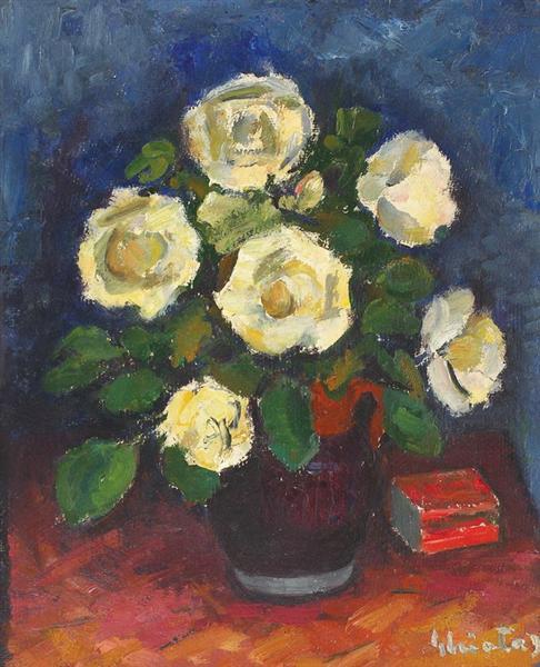 White Roses - Dumitru Ghiatza