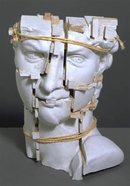 Michelangelo's 'David' - Eduardo Paolozzi