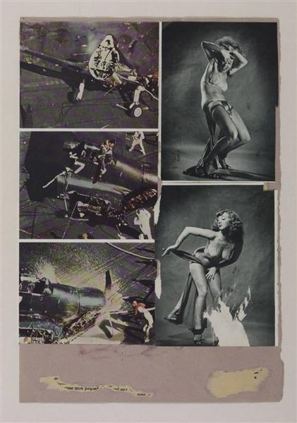 Yours Till the Boys Come Home, 1951 - Eduardo Paolozzi