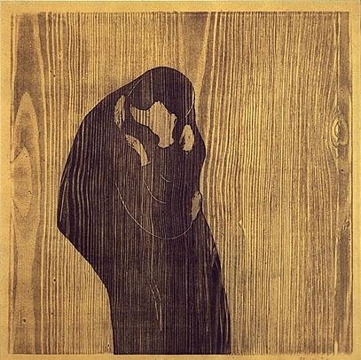 Kiss IV, 1902 - Edvard Munch