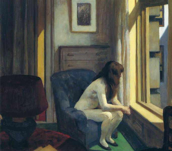 Eleven A.M., 1926 - Edward Hopper