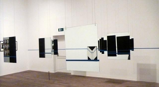 Installation view - Edward Krasinski