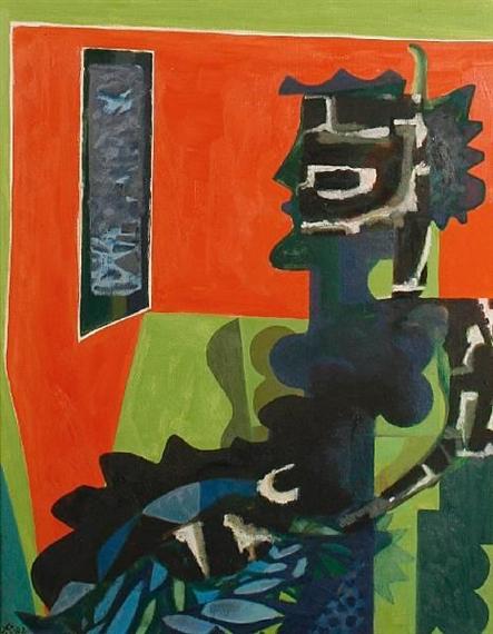 Untitled, 1963 - Eileen Agar