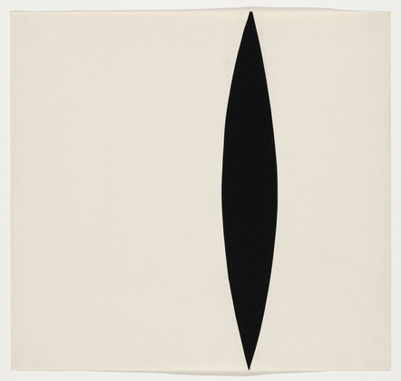 Mandorla Form, 1951 - Ellsworth Kelly