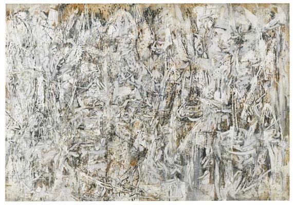 Composition, 1958 - Энрико Кастеллани
