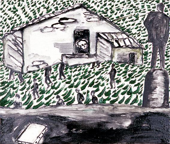 Soccorso doloroso, 2007 - Энцо Кукки