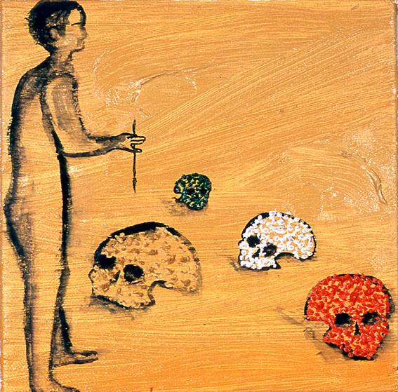 Stelle nitriscono, 2007 - Энцо Кукки