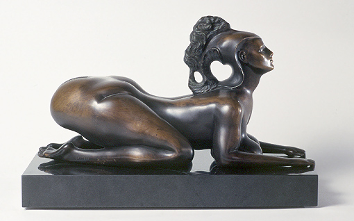 SPHINX I, 1977 - Ernst Fuchs