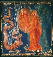 The Glorious Rosary - Ernst Fuchs