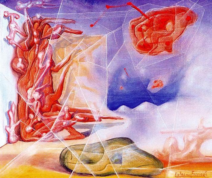 The Dream, 1938 - Esteban Frances