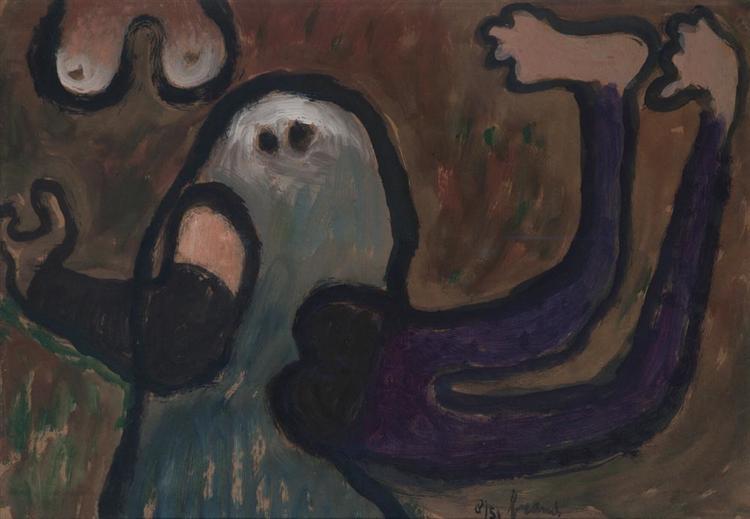 Demon, 1951 - Eugene Brands