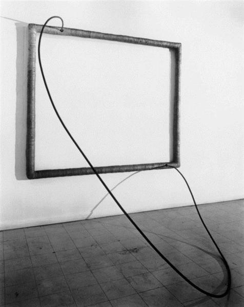 Hang Up, 1966 - Eva Hesse