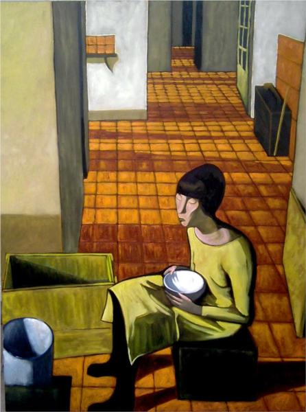 Untitled - Felice Casorati