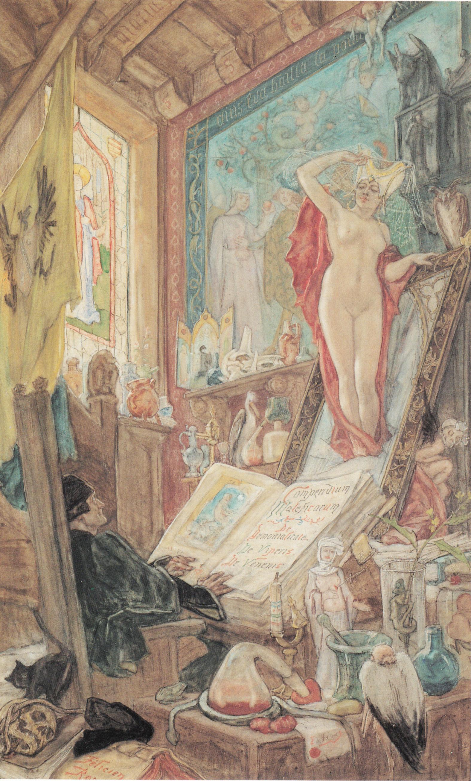 Incantation, 1885
