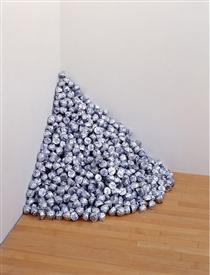 """Untitled"" (A Corner of Baci) - Felix Gonzalez-Torres"