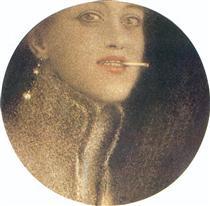 The Cigarette - Фернан Кнопф