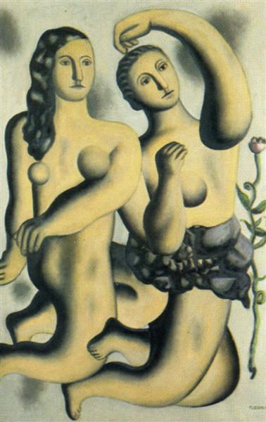Dance, 1929 - Fernand Leger