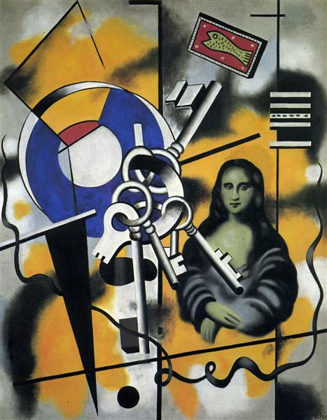Artists by art movement: Purism