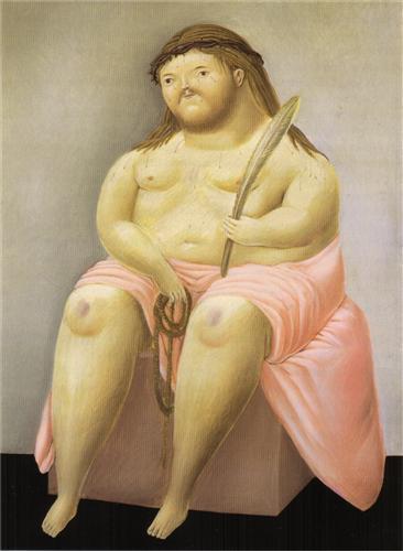 Ecce Homo - Fernando Botero