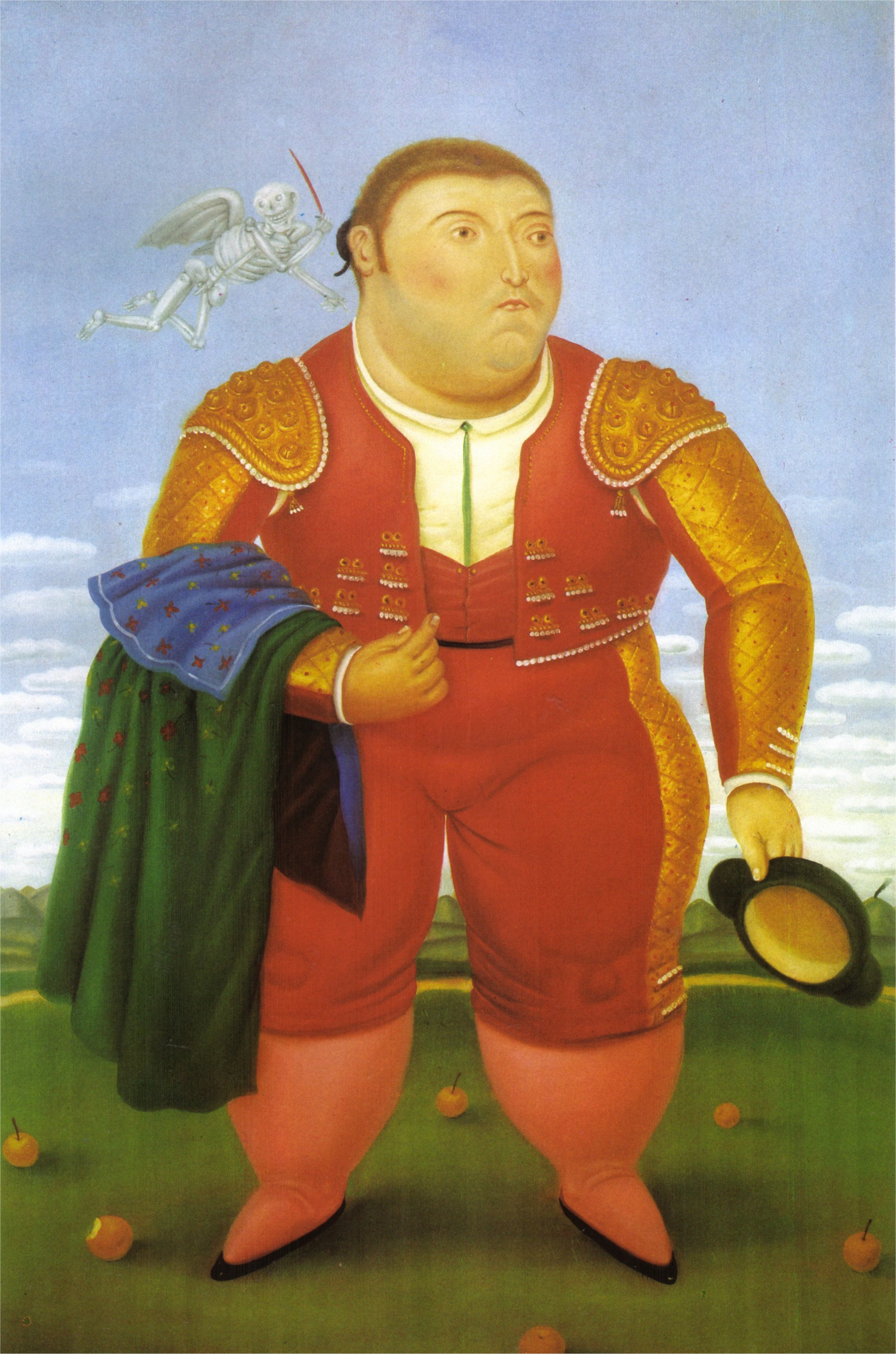 Botero Paintings Images