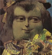 Mona Lisa all'età di dodici anni - Fernando Botero