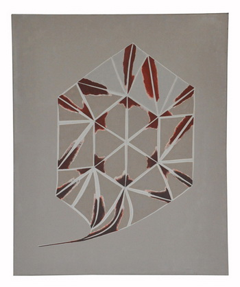 Hexagon with tail, 1977 - Флорин Маха