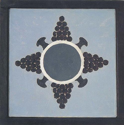 Mandala, 1955 - Forrest Bess