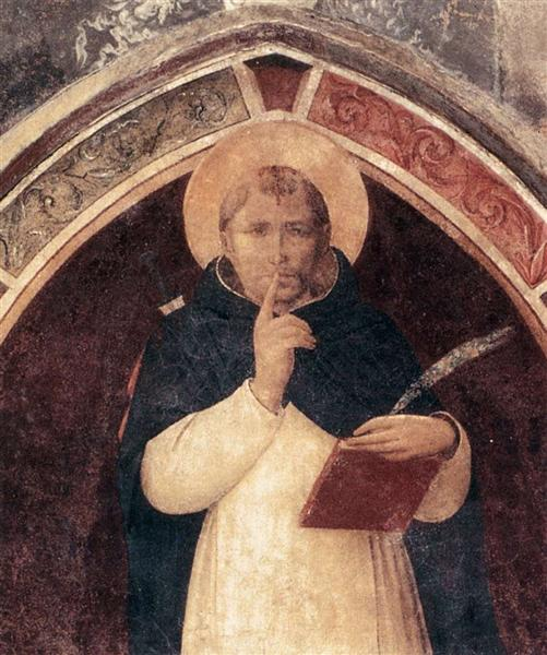 St. Peter Martyr, 1441 - 1442 - Fra Angelico