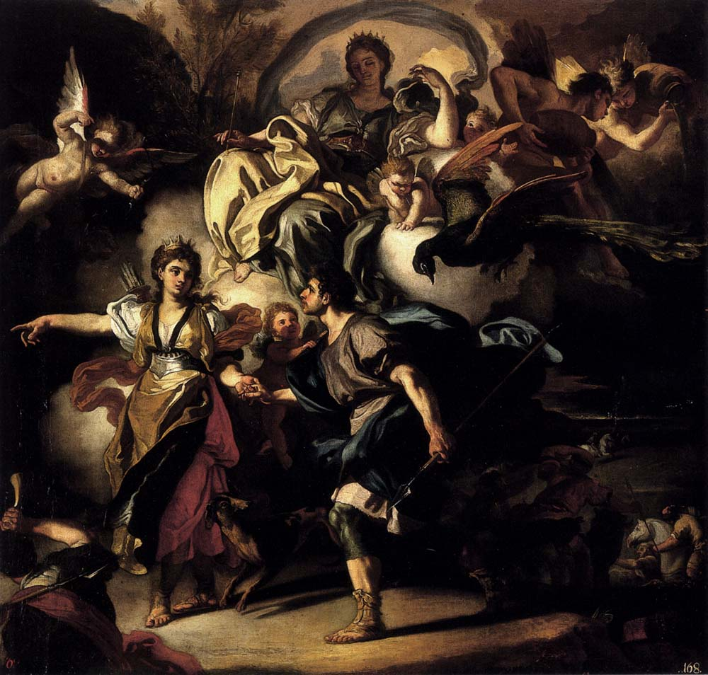 ConSentido Propio: Did... Dido And Aeneas Cave