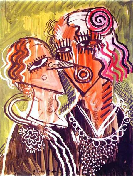 Carnaval, c.1924 - c.1927 - Francis Picabia
