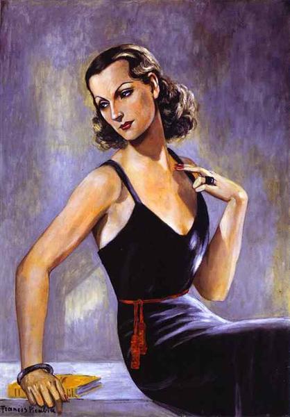 Ellegant, c.1942 - c.1943 - Francis Picabia