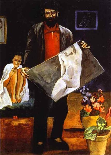 Montparnasse, 1940 - 1941 - Francis Picabia