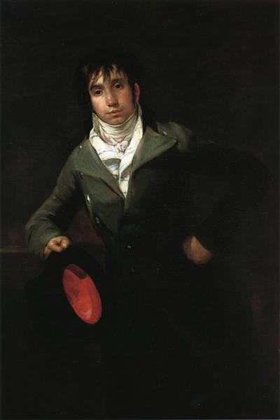 Bartholomew Suerda, c.1804 - c.1806 - Francisco Goya