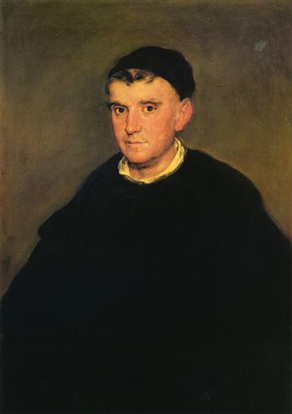 Brother Juan Fernandez de Rojas, 1800 - Francisco Goya