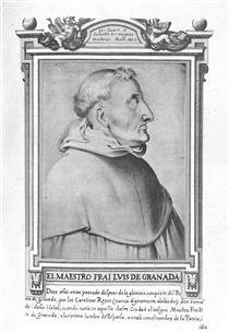 Fray Luis de Granada - Francisco Pacheco