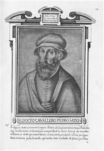 Pedro Mexía - Francisco Pacheco