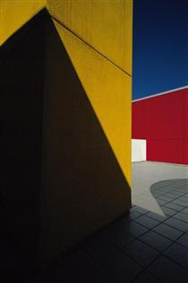 Urban Landscape, Houston - Franco Fontana