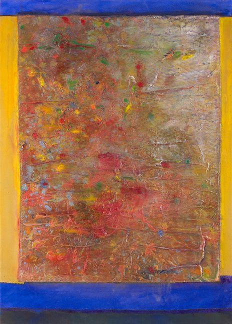 Old Altar Piece, 2010