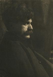 Alfred Stieglitz - Frank Eugene