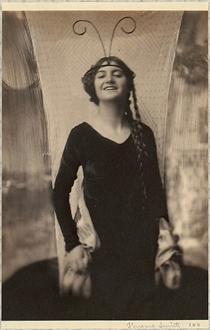 Fritzi von Derra - The Exotic Dancer - Frank Eugene