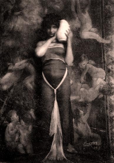 Rebecca, 1910 - Frank Eugene