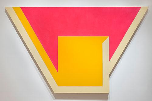 Union I, 1966 - Frank Stella