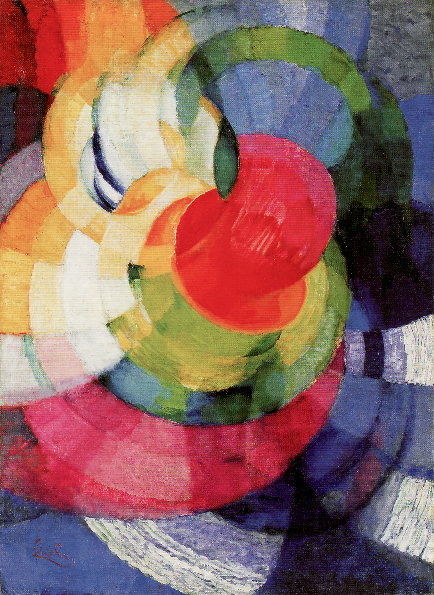 František Kupka - Page 3 Disks-of-newton-study-for-fugue-in-two-colors