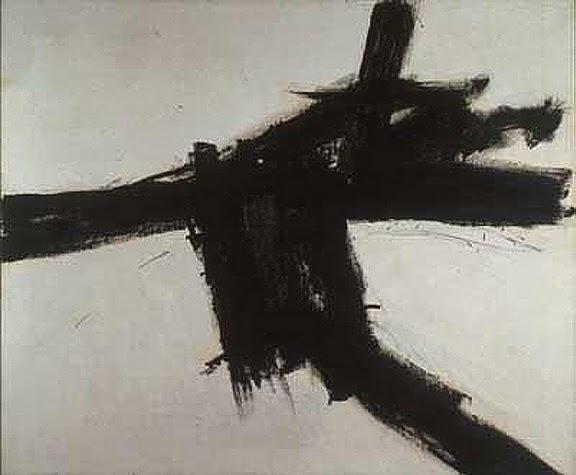 Buttress, 1956 - Franz Kline