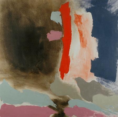 Slate, 1980 - Friedel Dzubas