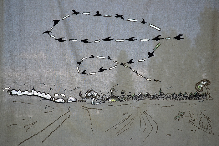 Dance of the Crows, 2012 - Fusun Onur