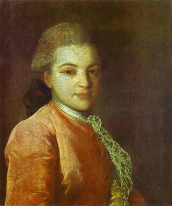 Portrait of Count Illarion Ivanovich Vorontsov, 1770