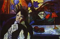Meditation - Gabriele Munter
