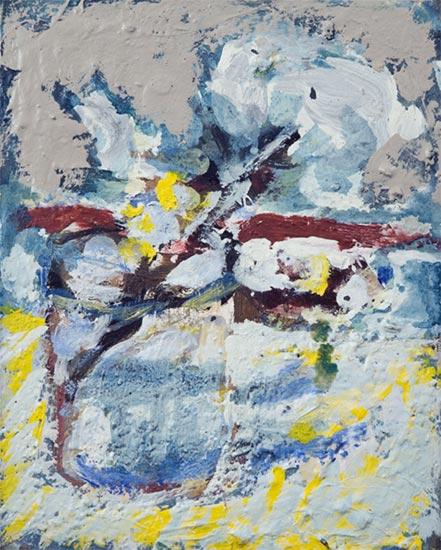 Still Life after Van Gogh, 1975